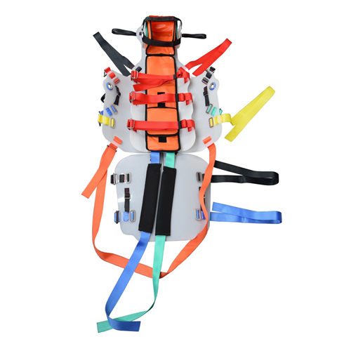 Abtech Safety SLIX50COM Stretcher Combined with Spinal Splint