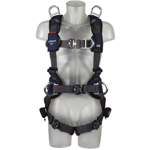 3M DBI-SALA ExoFit NEX Rescue Harness with Belt