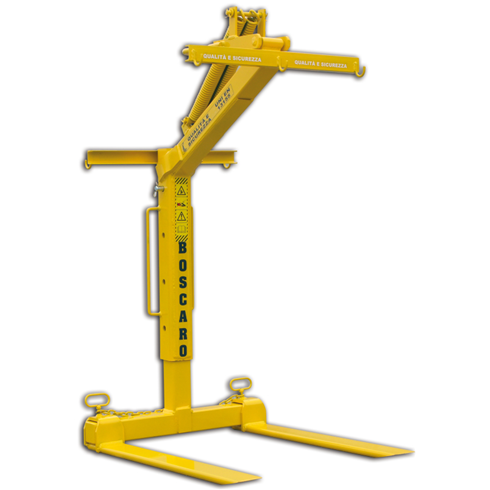 Crane Forks, Self Balancing, Adjustable, 2 tonne