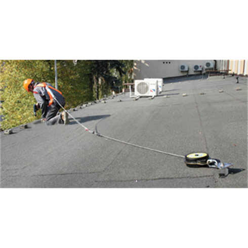 G- Force Roof Lanyard For Use With Fall Arrest Blocks