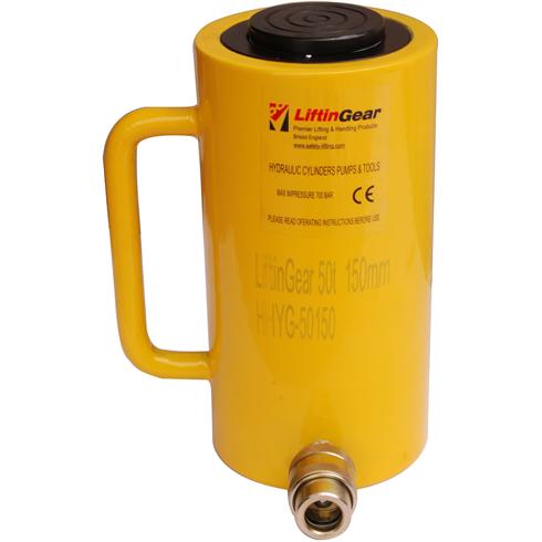 100t - 150mm Stroke Hydraulic Cylinder