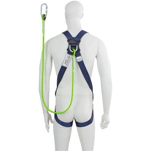 Safety Harness Kit For Access Platform / Cherry Picker Budget Restraint