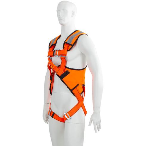 P30 Two Point Hi Viz Full Safety Harness (ORANGE)