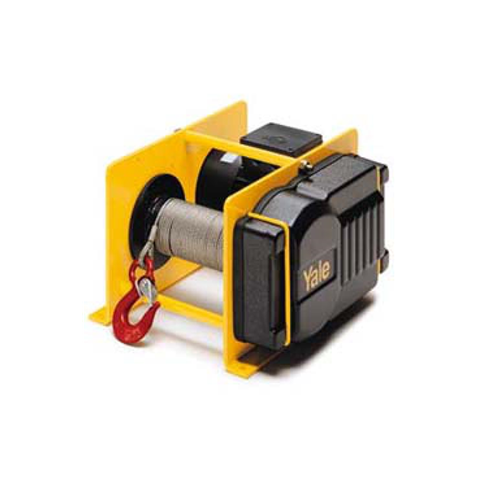 Yale RPE5-12 500kg 400v Electric Wire Rope Winch