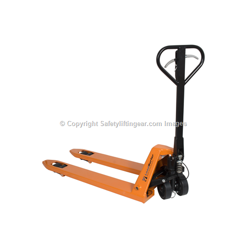 2.5tonne Pallet Truck with Brake 540 x 1150mm