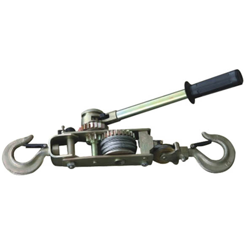 HHJX-20 2tonne Heavy Duty Wire Rope Cable Puller