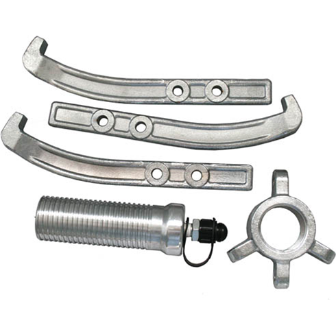 Hydraulic Puller Kit 10t c/w Hand Pump