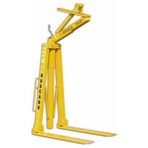 Crane Forks 2 tonne, Adjustable Self Balancing.