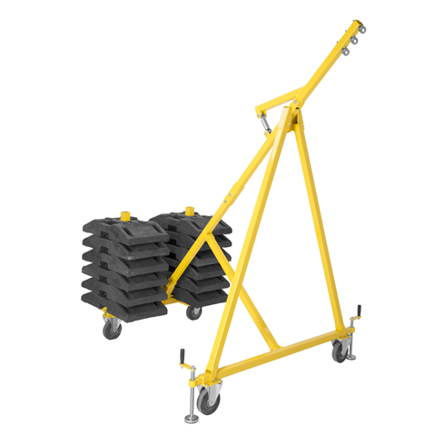 DW200 A-Frame Deadweight Anchor System