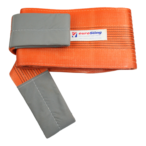 12Tonne Webbing Sling Lengths from 4mtr to 12mtr EWL Available