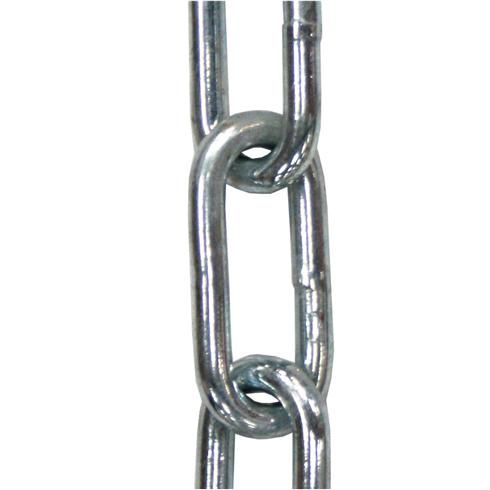 10mm Long Link Chain x 10mtr Reel