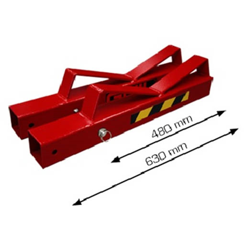 Pipe Cradle to suit TORO-D Material Lift