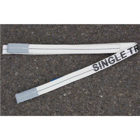 500kg 30mm wide Single Trip Webbing Slings