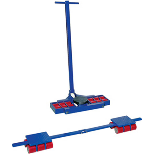 Machine, Load Moving Skate set 24tonne