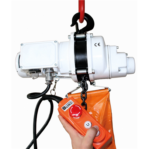 Electric hoist 500kg, 110 volt