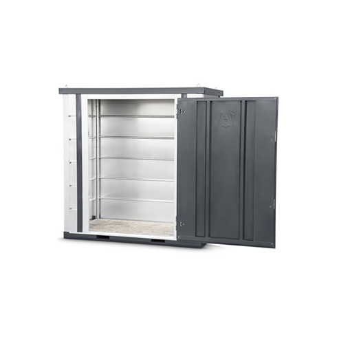 Armorgard FR200-T Forma-Stor 2mtr Walk-In Storage Unit