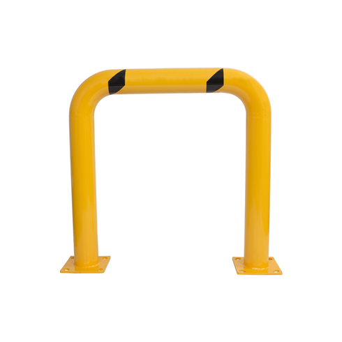 Yellow/Black Impact Protection Safety Guard