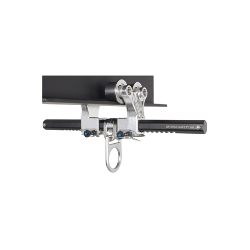 Fall Protection Adjustable Beam Trolley 63-609mm