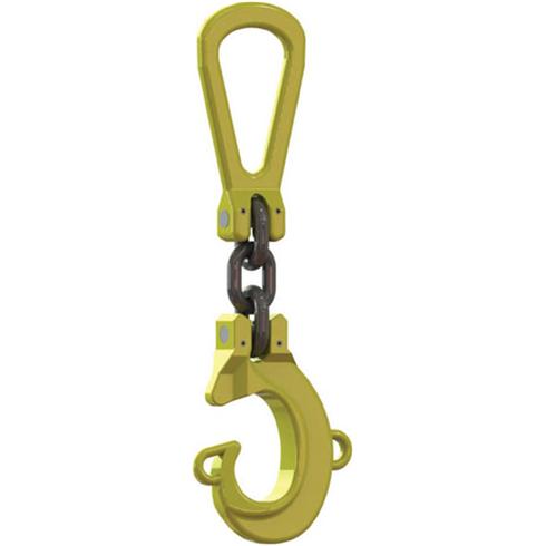 3tonne Grade 80 Single Leg Pump Lifting Hook