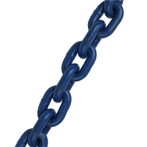 14.1 tonne Grade 100 4Leg Chainsling c/w Safety Hooks