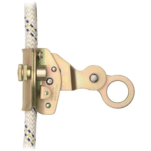 Guided Fall Arrester For 14mm Rope