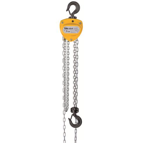 Yale VSIII 3000kg Manual Chainblock 3mtr to 15mtr