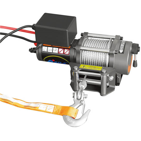 Electric Vehicle Winch 12vDC 2500LBS(1136kgs)