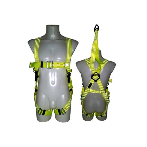 Abtech Safety ABRESHV Hi Vis Rescue Harness