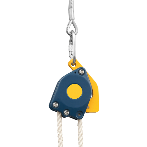 Pulley Block with Brake and Rope options 20m / 30m / 50m.
