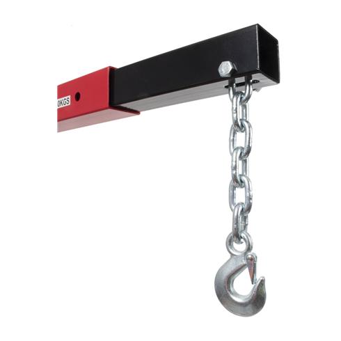 1tonne Folding Floor Crane