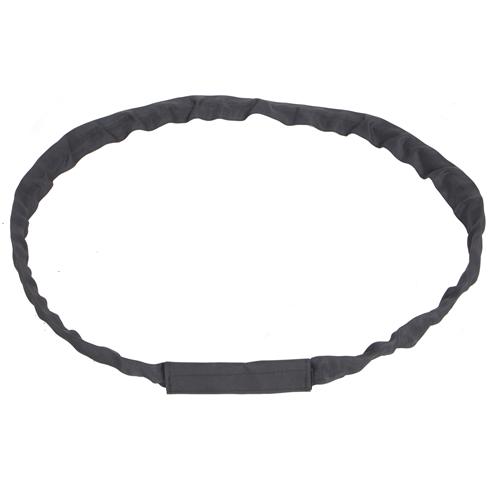 Soft Steel Core Black Roundsling 2tonne x 3mtr EWL