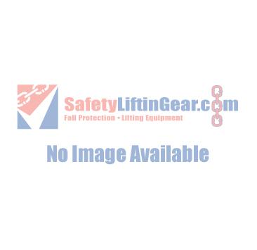140kg 2mtr Adjustable Shock Absorbing Lanyard c/w Scaffold Hook