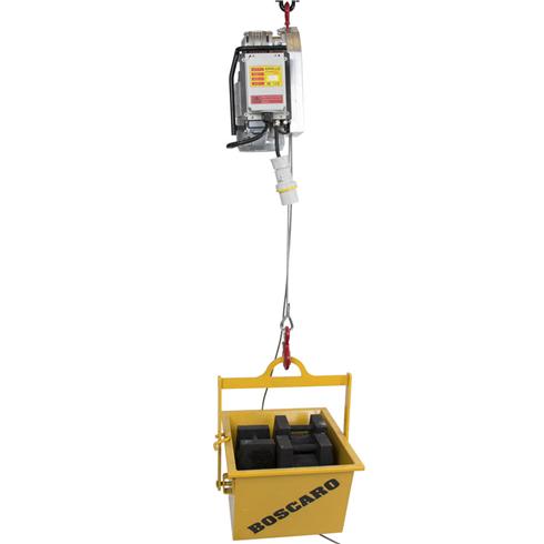 500kg Electric Wire Hoist (20mtr, 30mtr, 60mtr & 120mtr)