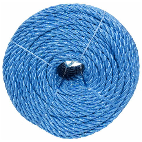 220mtr coil of 10mm Polyprop Rope