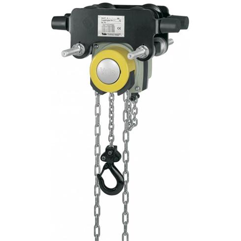 Yalelift 360 Integral Push Trolley Chain Hoist 2000kg