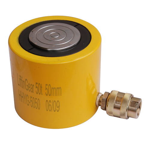 150t - 50mm stroke low profile cylinder