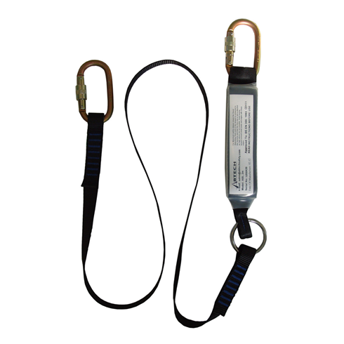 Abtech Safety ABL2.0 2mtr Fall Arrest Lanyard
