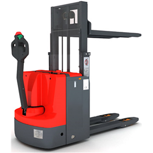 2000kg Fully Powered Electric Stacker 2500mm lift height