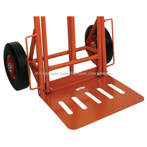 Sack Truck Heavy Duty Solid Toe 200kg