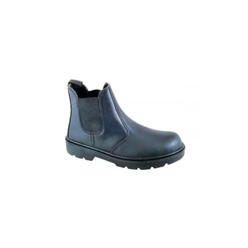 BlackRock Dealer Safety Boot Black