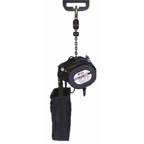 1t Inversion Electric chain hoist, c/w Bag 415v