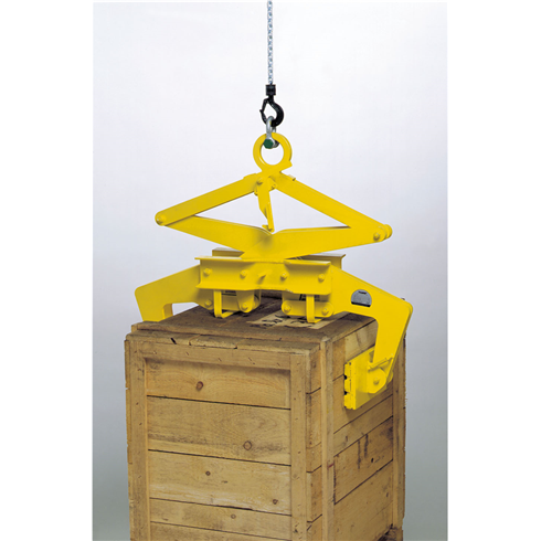 CAMLOK TST Block Grab with Serrated Steel Jaws 200-1000kg
