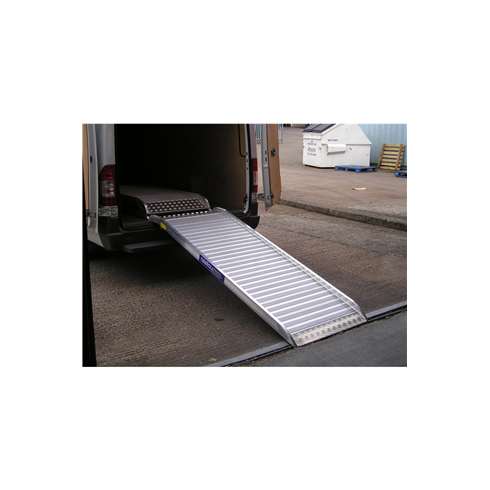 Alloy Ramp RR7 Single-stage Van Access Ramp x 2100mm