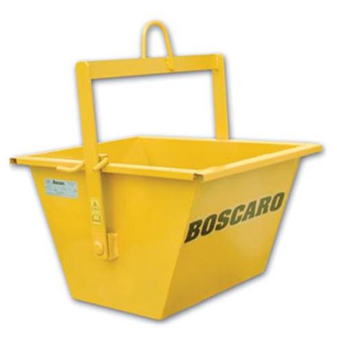 Hoist Tipping Bucket 100 Litre, Boscaro