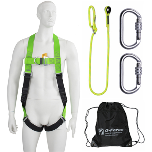 P35 Two-point Harness Restraint Kit