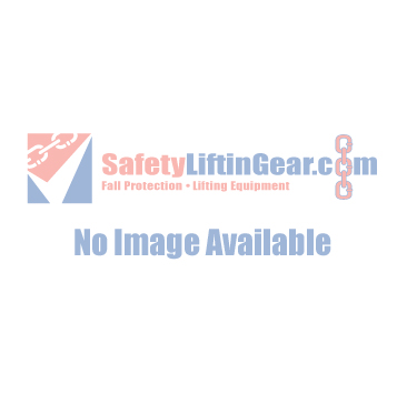 2.5 tonne Grade 100 ChainSling 1 Leg, Safety Hook