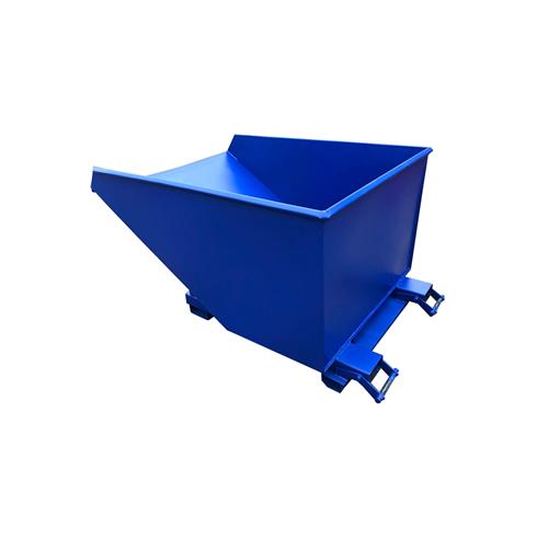 500ltr ECO Teleskip 2000kg SWL Forklift Tipping Skip