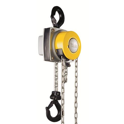 YaleLift 360degree Chainblock 3000kg SWL