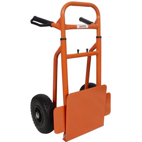 Sack Truck Heavy Duty with pneumatic wheels 120kg