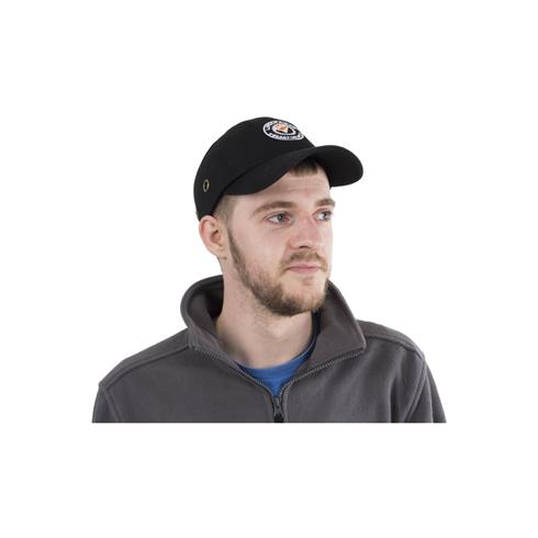 LifeGear Black Safety Bump Cap